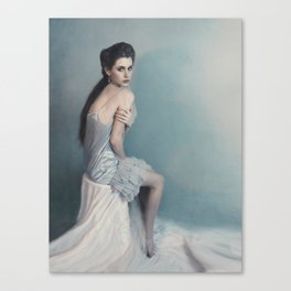 One of Those Timeless Beauties Canvas Print