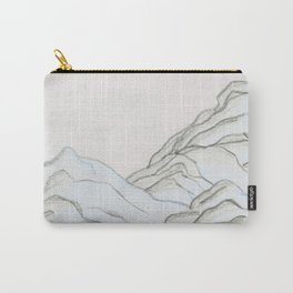 Mountain Madness, No. 1 Carry-All Pouch