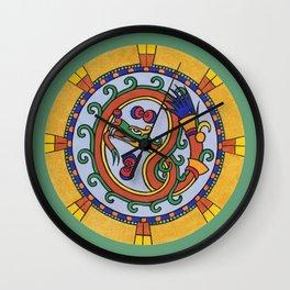 THE GREEN DRAGON Wall Clock