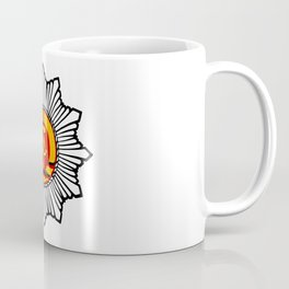 Volkspolizei Badge Coffee Mug