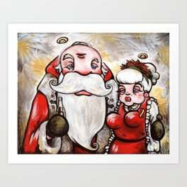 The Gift Givers Art Print