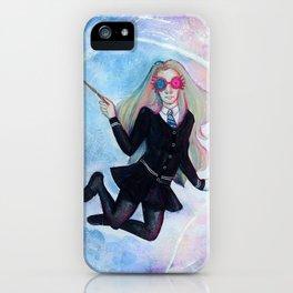 Happily looney iPhone Case