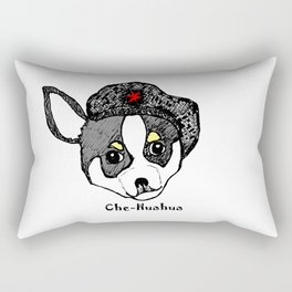 Che-Huahua Rectangular Pillow