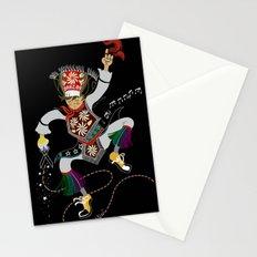 Peruvian Scissors Dancer Stationery Cards