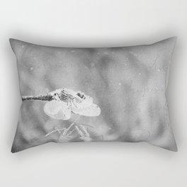 Hidden Glance Rectangular Pillow