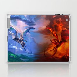 Order and Chaos Laptop & iPad Skin