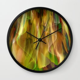 Idea For A Gracious Dress Wall Clock