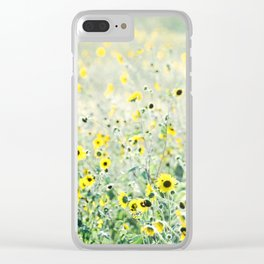 I Will Wait Clear iPhone Case