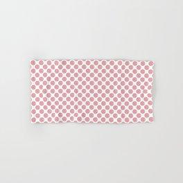 Pink Concha Pan Dulce (Mexican Sweet Bread) Hand & Bath Towel