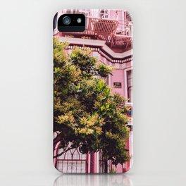 San Francisco Pink II iPhone Case