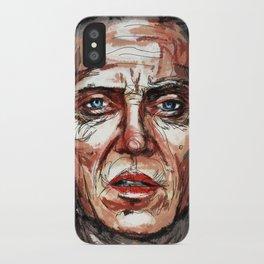 Walken iPhone Case