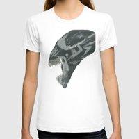 xenomorph T-shirts featuring Resist Xenomorph by CliftJinkens