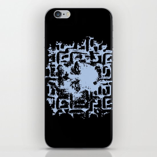 You Have Always Been the Caretaker Here iPhone Skin