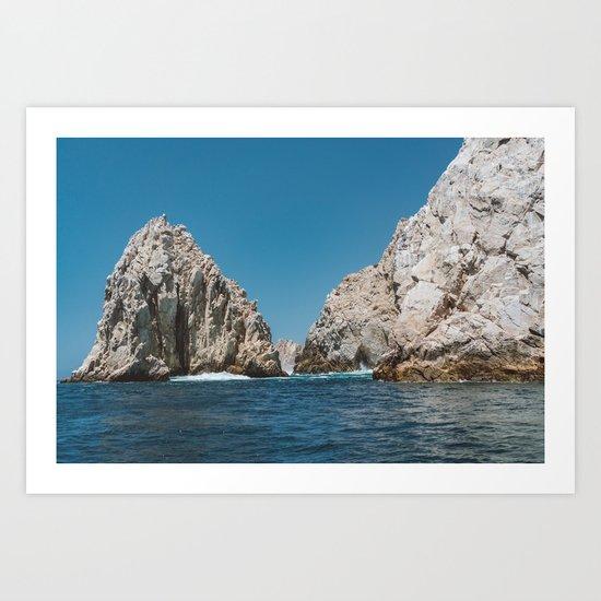 Cabo San Lucas XVI Art Print