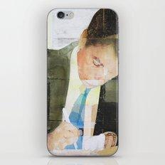 Endorsement iPhone Skin