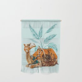 Camel Ride Wall Hanging