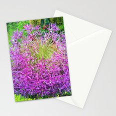 Dewey Allium Stationery Cards