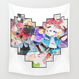Undertale Wall Tapestry