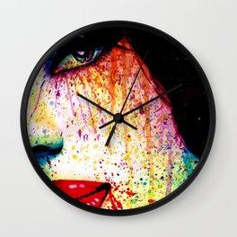 As The Dust Settles Wall Clock
