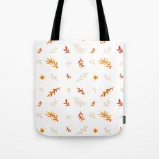 Watercolor autumn Tote Bag
