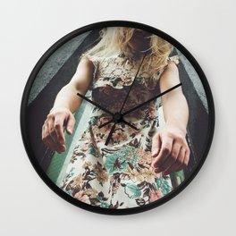 sleepwalking (the beginning dreams) Wall Clock
