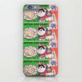 Botan Rice Candy iPhone Case