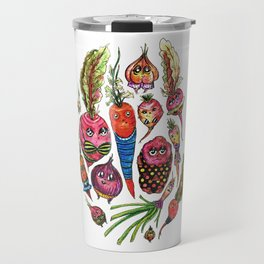 Roots in Suits Travel Mug
