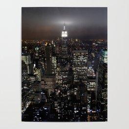 New York Souvenir Poster
