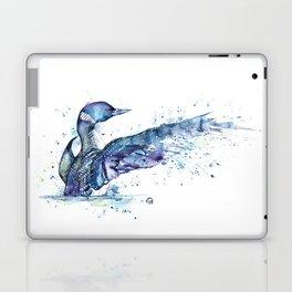 Loon - My Fathers Loon Laptop & iPad Skin