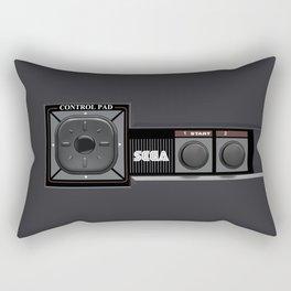 Classic retro black game controller iPhone 4 5 6 7 8 X, tshirt, mugs and pillow case Rectangular Pillow