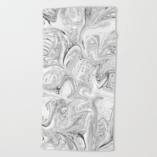 Abstract 140 Beach Towel