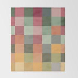 Pixel Throw Blanket