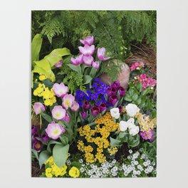 Floral Spectacular - Spring Flower Show Poster