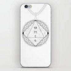 Spirobling XXV iPhone & iPod Skin