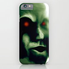 The Green Visitor iPhone 6s Slim Case