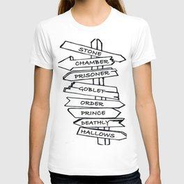 HP Series Signage T-shirt
