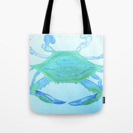 Chesapeake Blue Crab Tote Bag