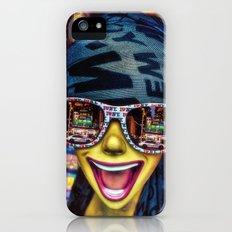 New York Tourist Slim Case iPhone (5, 5s)