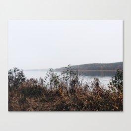 Peafowl Island Canvas Print