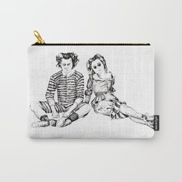 Sweeney Todd Fan Art illustration Carry-All Pouch