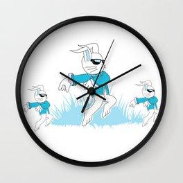 Conejo Wall Clock