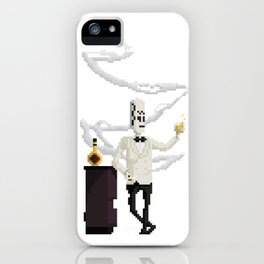 A Grim Cheer iPhone Case