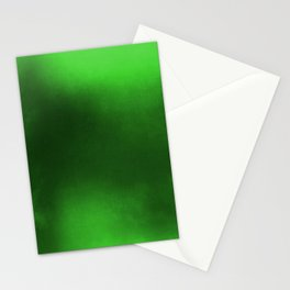 P1 Green s6 Stationery Cards