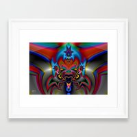 spawn Framed Art Prints featuring Spawn by Jim Pavelle