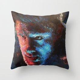 Supernatural: Dean Winchester 11x10 Throw Pillow