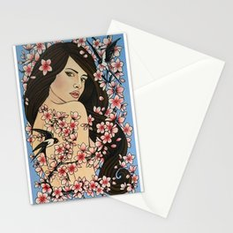 - Spring - Stationery Cards