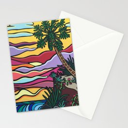 Island Evenings Stationery Cards