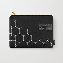 THC(Tetrahydrocannabinol) Carry-All Pouch