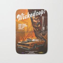 Wicked Cop Bath Mat