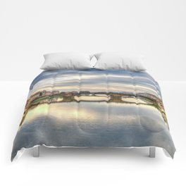 Italy Florence Arno Comforters